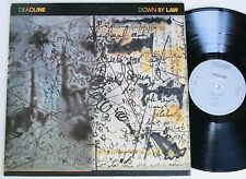 DEADLINE DIBANGO / WORRELL / LASWELL...DOWN BY LAW ORIG CELLULOID AFRO FUNK LP