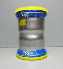 Mapress GAS Muffe 42mm Geberit Edelstahl °°