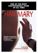 HAIL MARY Jean-Luc Godard US NTSC DVD Mint Je vous salue, Marie Rare Fast Ship