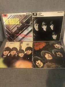 beatles albums vinyl