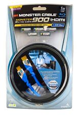 Monster Cable 900BR Advanced High Speed HDMI Cable for HDTV - 1 Meter (3.28 Ft)