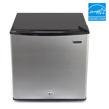 1.1 Cu Ft Energy Star Upright Freezer With Lock Stainless Steel Whynter Manual