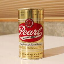 Pearl Beer Flat Top