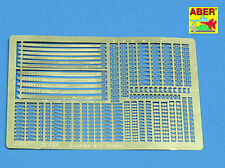 ABER 1/35 scale PE Photo-Etched BUCKLES & STRAPS #35A21