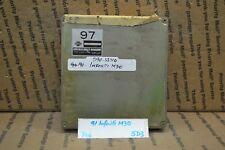 1991 Infiniti M30 Engine Control Unit ECU A18A08K30 Module 746-5D3