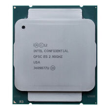 Intel Xeon QFSC ES CPU 2.9GHz 10-Core 135W 25M Max 3.3GHz Similar to E5-2687W v3