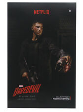 Daredevil SDCC Comic Con Exclusive Promo Poster Punisher Marvel Comics Netflix