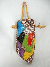 "Rare 50´s Bodo Mans design BAY Keramik  Wandvase / wall pocket "" Ravenna "" 135"