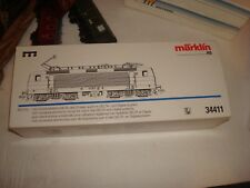 HO MARKLIN  BR 212 WITH DCC CODE IN THE BOX