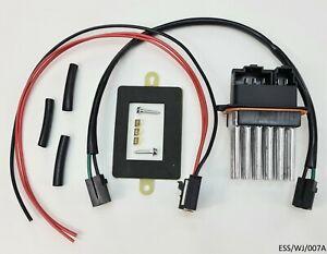 Soffiatore Motore Controllo Modulo per Jeep Grand Cherokee Wj 1999-2004