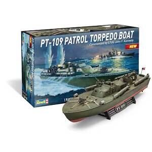 Revell Monogram 1/72 PT109 Torpedo Boat JFK