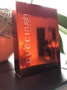 Gucci Rush For Men. Aftershave. 100ml. VERY RARE