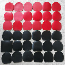SET 36 USED RUBBERS BUTTERFLY TENERGY DONIC TIBHAR ANDRO XIOM !