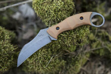 CUSTOM CARAMBIT KNIFE PRIMAL HUNTER LKW