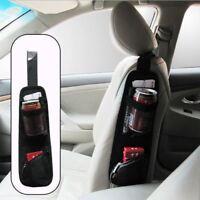 CAR SIDE SEAT MULTI-POCKET STORAGE BAG TIDY ORGANIZER COOL HOT TRAVEL HOLDER NEW