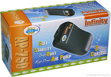 Aqua One A1-11131 Infinity AP750 Air Pump 2x200L/h for Aquariums, Marine Tanks