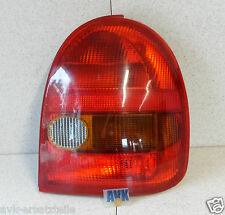 Rücklicht Heckleuchte Rückleuchte rechts, Opel Corsa B, 3-Türer mit Lampenträger