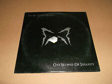 "THE BUTTERFLY EFFECT "" ONE SECOND OF INSANITY "" CD PROMO SINGLE"