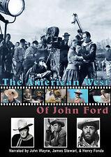 The American West Of John Ford (1971) DVD John Wayne, James Stewart, Henry Fonda
