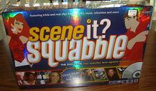 Scene It? Squabble DVD Game – Brand New