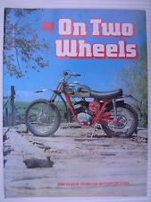 On Two Wheels -  Motorcycle Magazine Volume 3 - Issue No.38 - **FREE POSTAGE**