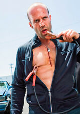 Jason Statham Crank High Voltage Colour Poster