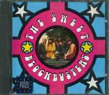 "THE SWEET ""Blockbusters"" Best Of CD-Album"