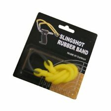Replacement Slingshot Rubber Power Band - Elastic Bungee Catapult For Hunting