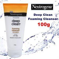 [Neutrogena] Deep Clean Foaming Cleanser 100g(3.52oz) Facial Wash Cleanser