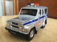 UAZ 31514 DPS Police Russian car    Autogrand