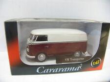 HONGWELL Cararama VW Transporter OVP 1:43 Spur 0 // UU3815