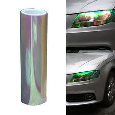 Chameleon Color Tint Vinyl Wrap Sticker Headlight Fog Car Tinting Film 30 x120cm