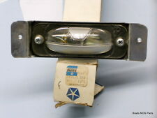NOS MoPar 1965-71 Dodge Chrysler Plymouth LICENSE PLATE LAMP 2575059