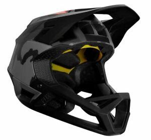 Fox Proframe Full Face - MIPS - MTB/Enduro Bicycle/Bike Helmet - Camo - Medium