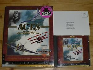 Aces - The Complete Collector's Edition - PC - Big Box