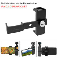 Multifunction Tripod Mount Stand Phone Holder For DJI Osmo Pocket Handheld UK