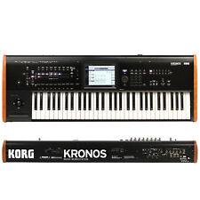 Korg Kronos 61 Key Synthesizer Workstation