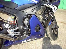 Yamaha YZF R6 2004 R&G Racing Fork Protectors FP0014BK Black