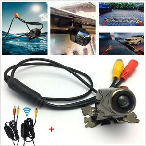 2.4G Wireless HD Car Auto Parking Reverse Rear View Backup Camera Night Vision
