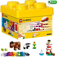 LEGO 10692 Creative Classic Building Box with 221 Bricks Set Brick Box Brickset
