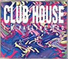 Club House - I'm Falling Too - CDM - 1992 - Eurohouse Italodance 5TR Bortolotti