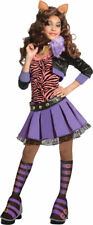 Monster High Clawdeen Wolf Halloween Costume Girls Small (4-6)