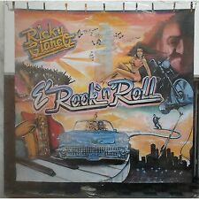 RICKY GIANCO - E' Rock 'n' roll - PINO DONAGGIO GABER PAOLI LP VINYL SEALED