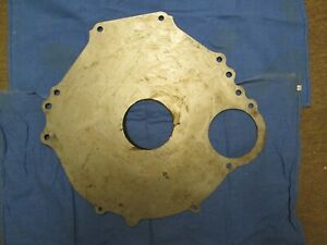 1965-68 Ford Mustang/Falcon Transmission/Engine Rear Cover Plate