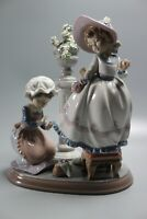LLADRO A STITCH IN TIME *** RARE*** #5344 Retired