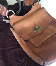 GENUINE LEATHER MULBERRY ANTONY ACROSS BODY MESSENGER BAG Small