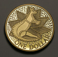 Australia 1988 Dollar $1 Proof Coin 106k Minted FDC