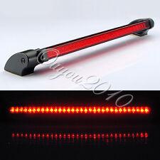 Universal 32 LED Red 12V Car Auto Third Brake Stop Tail Light Fog Warning Lamp