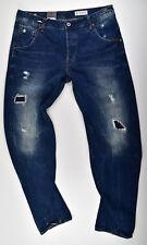 G-STAR RAW Restored 106, Arc 3D Tapered Jeans, W33 L32 Jeanshose Blau Used