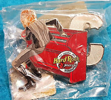 INDIANAPOLIS EMERSON LAKE & PALMER MUSICIAN SERIES LETTER C Hard Rock Cafe PIN